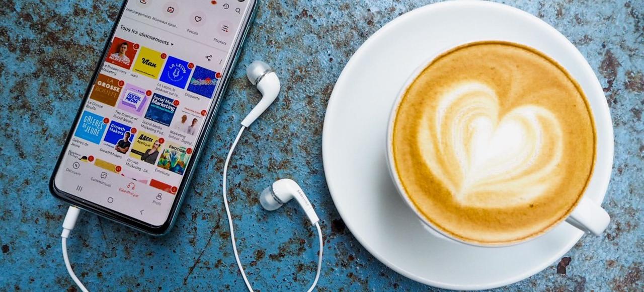 Podcast natif heure de gloire de l'audio